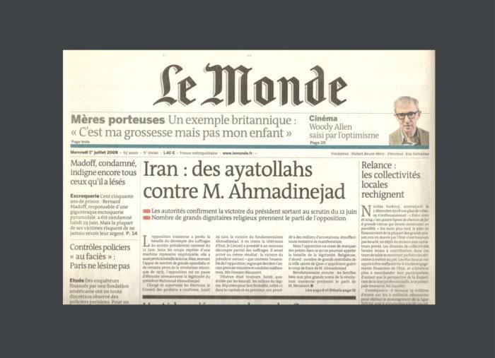Le Monde | Tribune