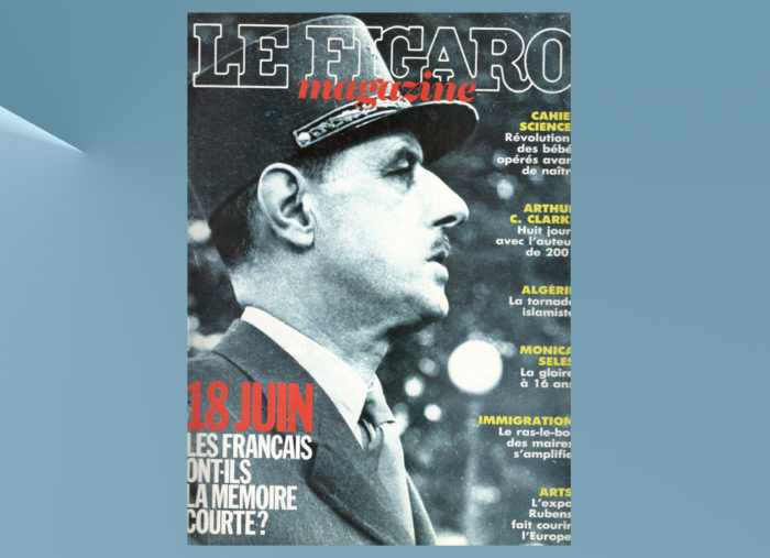 Figaro Magazine — Arthur C. Clarke — Interview