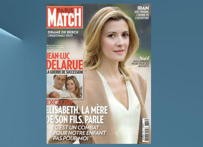 Paris Match (2015)  — Grand Reportage