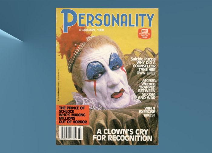 Personality — Grand Reportage