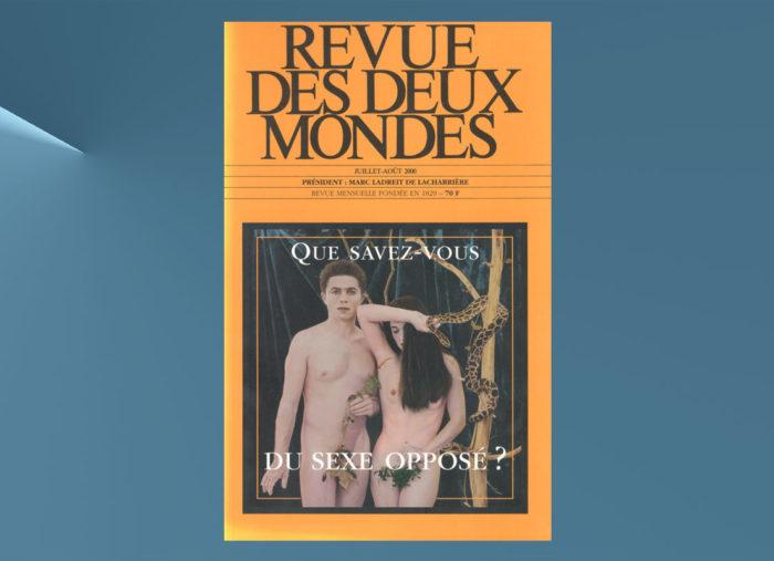 La revue des deux mondes  — Grand Reportage