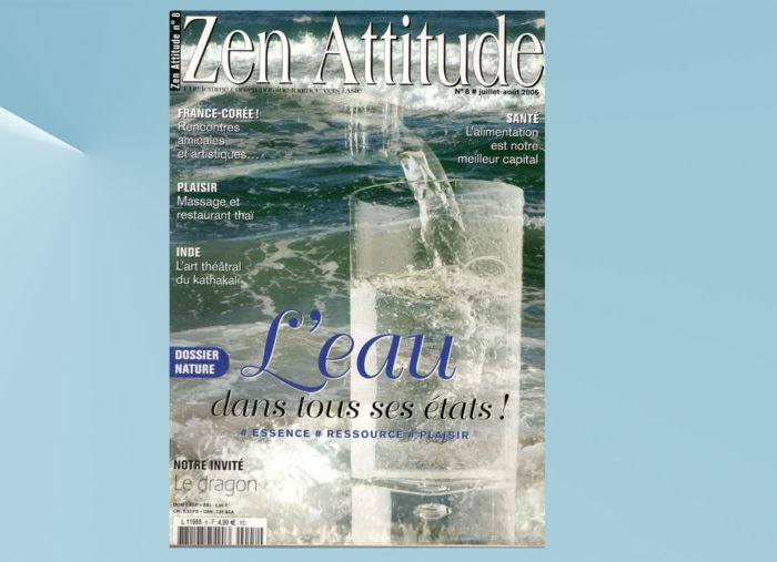 Zen Attitude — Kathakali — Reportage