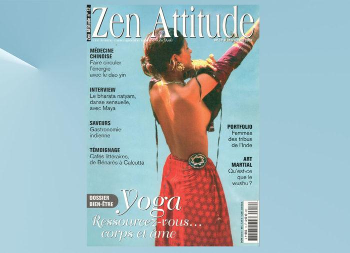 Zen Attitude — Calcutta — Reportage