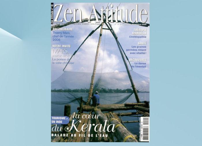 Zen Attitude — KERALA — Reportage
