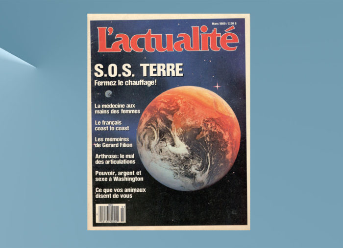 L'Actualité — Grand Reportage