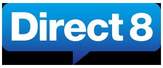 Vidéo  Direct 8