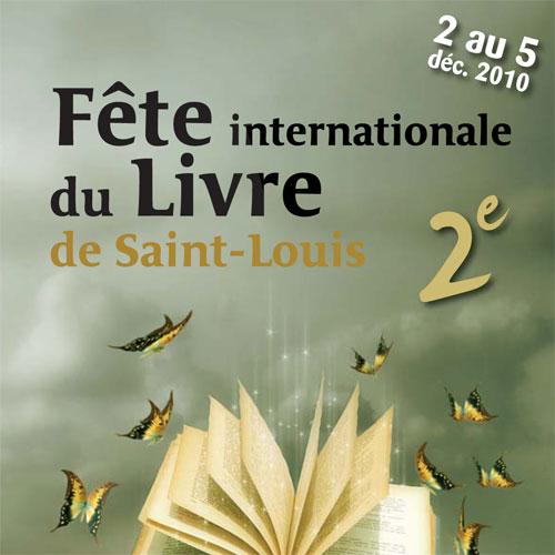 Salon du livre de Saint-Louis
